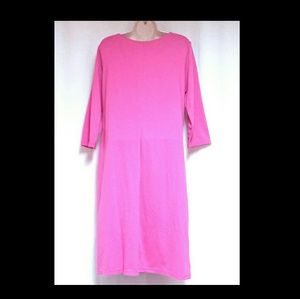 Jessica London Dresses - SALE**Jessica London 3/4 Sleeve Pink Dress Size 12